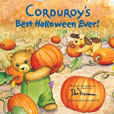 Corduroys Best Halloween Ever! by Don Freeman  - Best Halloween Books