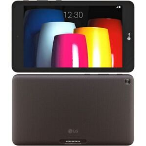 "Brand New, Unlocked LG Gpad IV 8"" LTE Tablet"