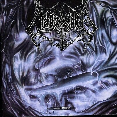 Unleashed   Where No Life Dwells  New Cd  Holland   Import