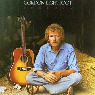 Gordon Lightfoot   Sundown  New Cd  Uk   Import