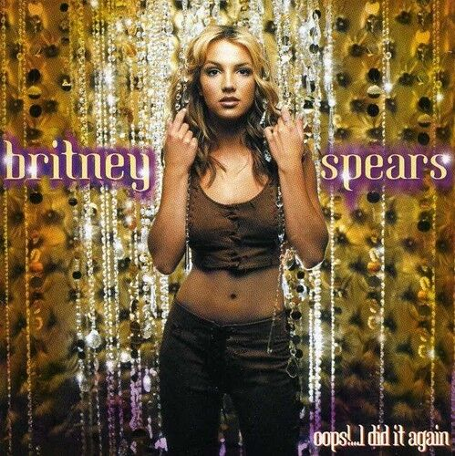 Britney Spears - Oops I Did It Again [New CD]