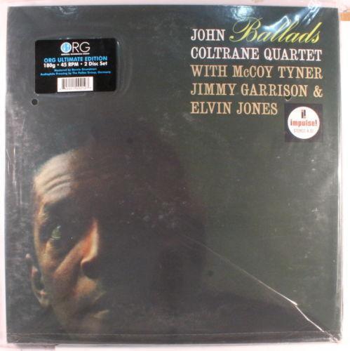 Hayward Scores 32 As Jazz Beat Nuggets: John Coltrane Ballads LP