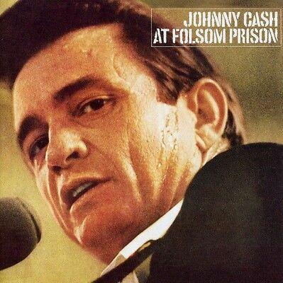 Johnny Cash   At Folsom Prison  New Cd  Expanded Version