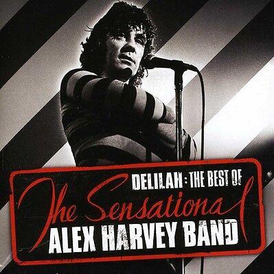 Alex Harvey  Sensational Alex Harvey Band   Delilah  Best Of  New Cd