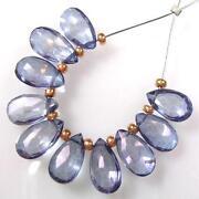 Blue Quartz Beads