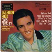 Elvis Presley Jailhouse Rock
