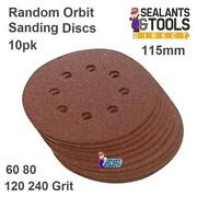 Orbital Sander Discs