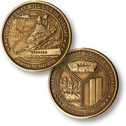 9/11 Challenge Coin