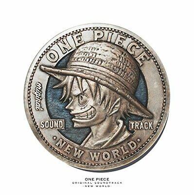 """ONE PIECE Original Soundtrack """"NEW WORLD"""""""