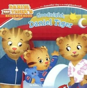 Goodnight, Daniel Tiger (Turtleback School & Library Binding Edition) (Daniel Ti