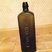 Olive Green Bottle