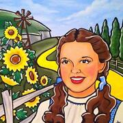 Wizard of oz Painting
