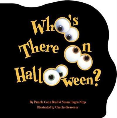 Who's There on Halloween? by Susan Hagen Nipp: Used - Who There On Halloween Book