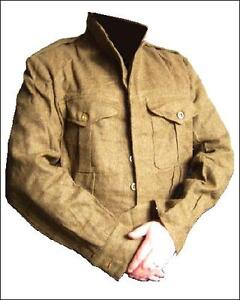Battle Dress Blouse British Army issue ~ NEW Un Issued Genuine Old Stock Size 13