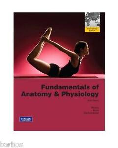 NEW - Fundamentals of Anatomy and Physiology by Martini (9 Ed) - 9780321874566