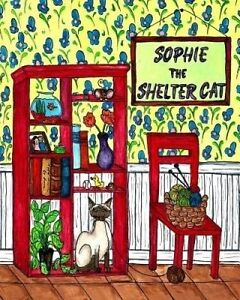 Sophie the Shelter Cat by Watkins, Donna -Paperback