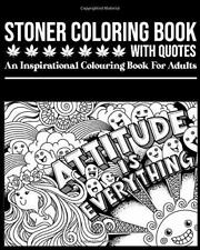 Stoner Coloring Book for Adults by Enima Limited ...