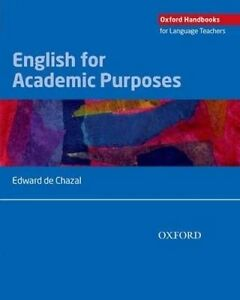 English For Academic Purposes  BOOK NEW