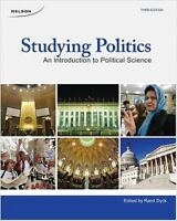 Studying Politics-An Introduction to Political Science by R.Dyck