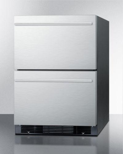 undercounter refrigerator drawer ebay. Black Bedroom Furniture Sets. Home Design Ideas