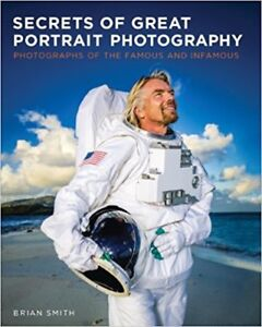 Brand New Secrets of Great Portrait Photography Book