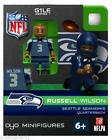 Lego NFL Minifigures