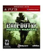Call of Duty 4 PS3