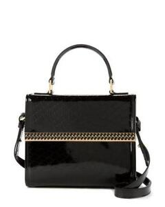Ted Baker Black Patent Bags