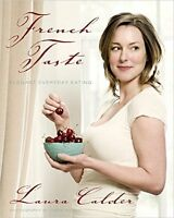 Laura Calder French Taste Cookbook NEW