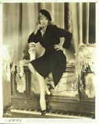 Marlene Dietrich Signed