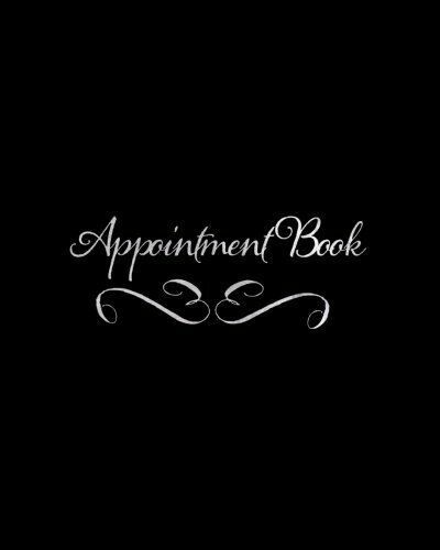 Appointment Book Undated Paperback