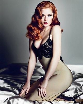 Amy Adams Color 8X10 Photo 512 2