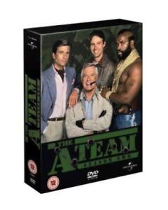 The A-Team: Series 2 DVD (2005) George Peppard