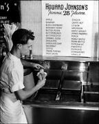 Howard Johnson's Ice Cream