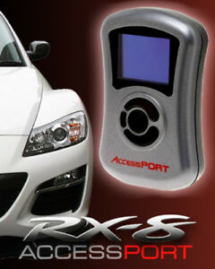 Mazda Rx-8 Accessport
