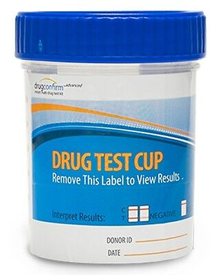 12 Panel Drug Testing Cup   Urine Tests Etg Alcohol   Free Shipping