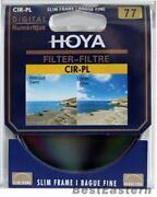 Hoya 77mm CPL