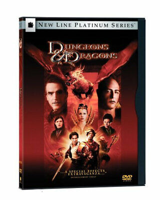 Halloween Dungeon Music (Dungeons AND Dragons DVD MOVIE Jeremy Irons, Bruce Payne, Justin Whalin)