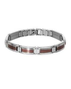 Men's stainless steel two tone bracelet Regina Regina Area image 1