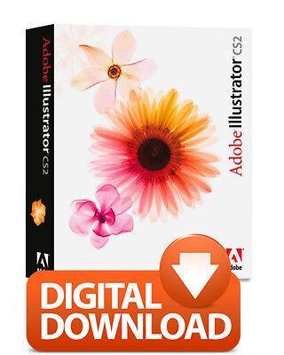 Adobe Illustrator Cs2   Full Version Fast Delivery