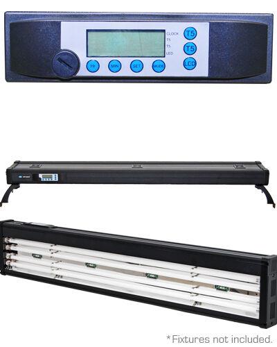 Odyssea Metal Halide Lights: T5 Timer Panel Controller Replacement Odyssea Aquarium