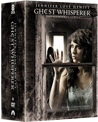 Ghost Whisperer: The Complete Series [New DVD] Boxed Set, Digital Theater Syst