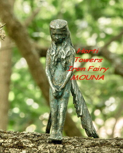 """MOUNA - """"The Iron Fairies"""" (Fairy of The Wind & Rain) in New Bag Packaging"""
