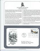 Postal Commemorative Society Gold Stamps