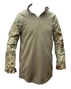 BRITISH-ARMY-MTP-UBAC-SUPERGRADE-GREEN-ARMOUR-SHIRT-PCS-AIRSOFT-PAINTBALL