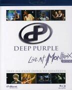 Deep Purple Blu Ray