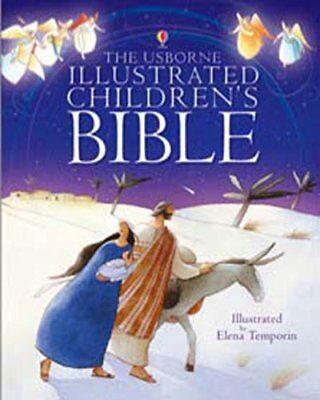 Illustrated Children's Bible-Elena Temporin