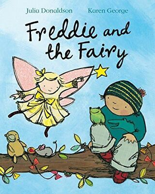 Freddie and the Fairy, Donaldson, Julia, UsedVeryGood, Paperback