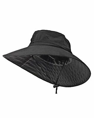 ba076e7f Sun Protection Zone Unisex Lightweight Adjustable Outdoor Booney Hat (100  SPF.
