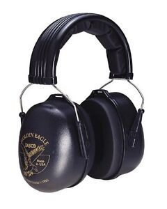 Tasco 2950 Golden Eagle Over-The-Head Earmuff Ear Protectors